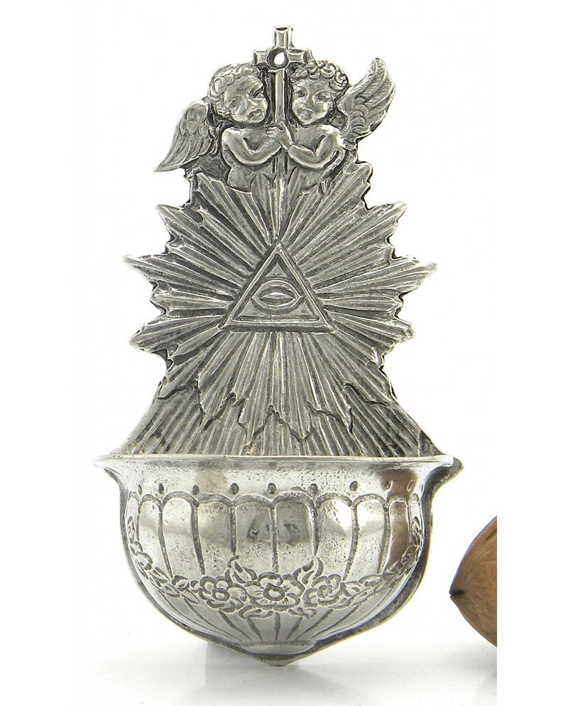 Stoup Pewter