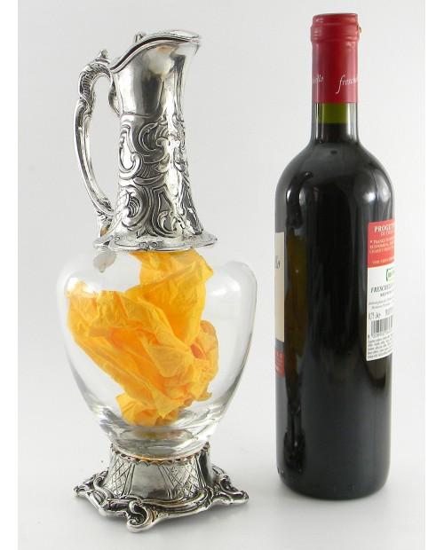 Bottle Baroque, Pewter