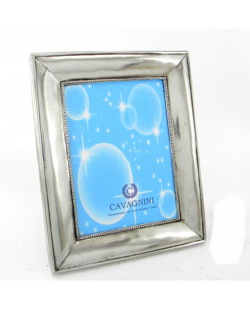 "Small rectangular drawstring frame - 4""x6"" picture"