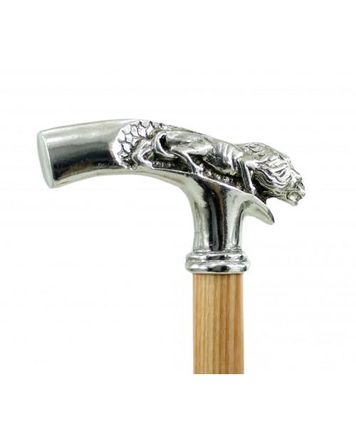 Bâtons de marche élégants robustes pour les hommes et pour le bois Cavagnini personnalisable supérieur