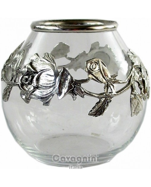 Jar, estaño Cyclamen
