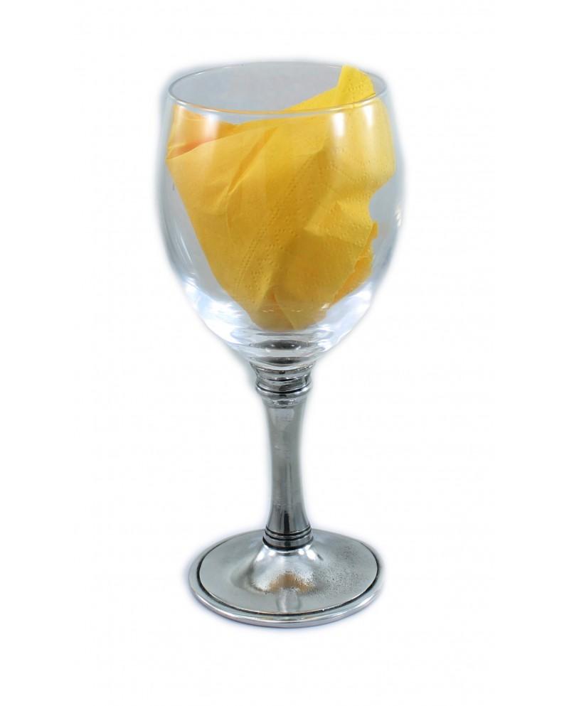 Glas, Wasser, feste Zinn