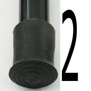 N2 (tapa de goma)