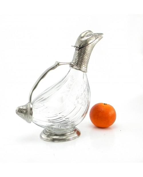 Bottiglia gallina
