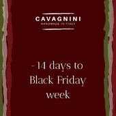 BLACK FRIDAY WEEK. From 23rd to 29th of November, we'll make some special offers on our website www.cavagnini.com - Are you ready?  #blackfriday #madeinitaly🇮🇹 #handmade #walkingcane #cavagnini