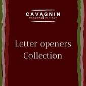 We are going to launch our new LETTER OPENERS COLLECTION ✉📭What do you think about it?#handamade #letteropener #madeinitaly🇮🇹 #cavagnini
