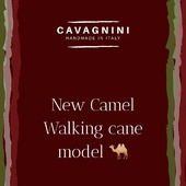 NEW WALKING STICK MODEL! 🐫🐪Camel walking cane - Made in Italy  Do you like it?  #handmade #walkingcane #walkingsticks #cavagnini #madeinitaly🇮🇹